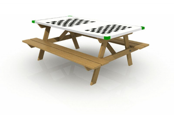 Chess Games Table